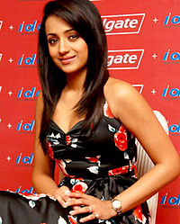 List of awards and nominations received by Trisha