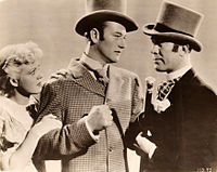 With Jean Rogers and Ward Bond in Conflict (1936)