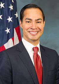 Julián Castro served as Mayor of San Antonio, Secretary of the Department of Housing and Urban Development and is a candidate for President in 2020.