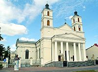 Co-cathedral of St. Alexander in Suwałki