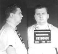 Mug shots of Gacy, following his December 1968 sodomy conviction