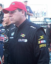 Terry Cook (racing driver)