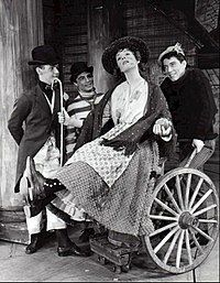 Due to its themes, The Princess Diaries has been heavily compared to the play Pygmalion; the play served as the basis for the stage musical My Fair Lady, in which Andrews originated the role of main character Eliza Doolittle.