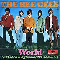 World (Bee Gees song)