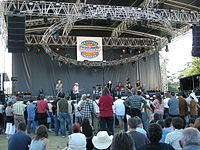 List of country music festivals