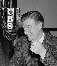Arthur Godfrey spoke directly to listeners, making him the foremost pitchman in his era.