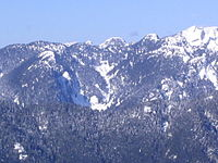 North Shore Mountains
