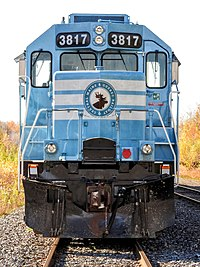 Central Maine and Quebec Railway