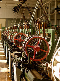 The Boott Cotton Mill and Museum
