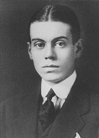 Porter as a Yale College student