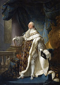 French King Louis XVI allied with Washington and Patriot American colonists
