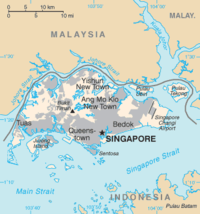 List of airports in Singapore