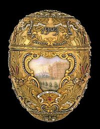 Peter the Great (Fabergé egg)