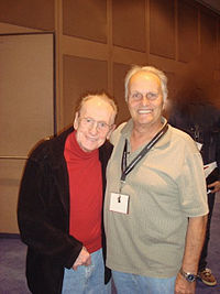 Paul and audio engineer Roger Nichols, both winners of Technical Grammy Awards