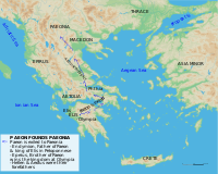 Paeonian tribes