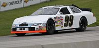 Buescher's 2013 ARCA car at Road America