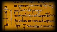 The Visigothic Cartularies of Valpuesta, written in a late form of Latin, were declared in 2010 by the Royal Spanish Academy as the record of the earliest words written in Castilian, predating those of the Glosas Emilianenses.