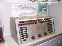 Switchboard from the radio network