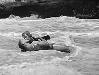 With Deborah Kerr in From Here to Eternity (1953)
