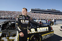 Ryan Newman scored four wins in the No. 39 for Stewart-Haas.