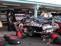 2004 No. 0 NetZero Chevrolet