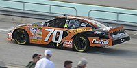 Johnny Sauter in the No. 70 in 2007.