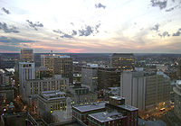 Six Fortune 500 companies are headquartered in the Richmond area.
