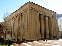Egyptian Building of the VCU School of Medicine (1845)