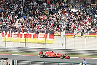 Vettel at the Chinese Grand Prix