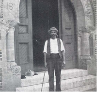Peter Bruner at Miami University in Ohio where he worked.