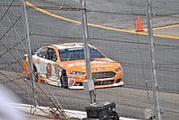 Racing at New Hampshire Motor Speedway in 2015