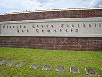 Florida State Football's Sod Cemetery is the final resting place for over 100 Sod Games.