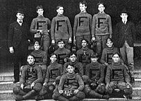 Florida State College football in 1902