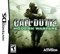 Call of Duty 4: Modern Warfare (Nintendo DS)
