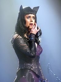 Perry's California Dreams Tour grossed $59.5 million.