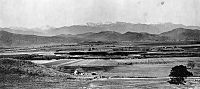 View of Glendale in the 1870s