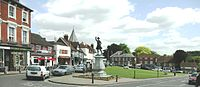Xenomania are based in Westerham, Kent (pictured).