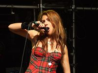 """""""Sweet About Me"""", by Gabriella Cilmi (pictured), won an ARIA Award for Best Single."""