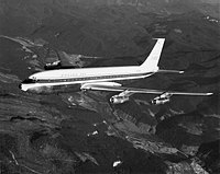 Early 707-120 in Boeing livery