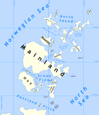 List of Orkney islands