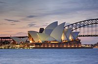 On 28 June 2007, the Sydney Opera House became a UNESCO World Heritage Site.