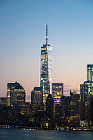 List of Tenants in One World Trade Center (2014-Present)