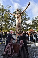 The Statue of Zlatan was unveiled in Malmö in 2019. After he invested in rival club Hammarby, Malmö fans vandalized the statue with spray paint and set it ablaze, before it was removed from its plinth on 5 January 2020.