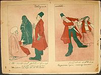 Criticism about the Azeri society tradition from domestic violence to the social and political participation of women in the community