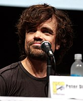 Peter Dinklage, Outstanding Performance by a Male Actor in a Drama Series winner