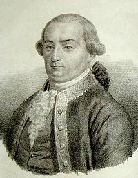 Cesare Beccaria, father of classical criminal theory (1738–1794)