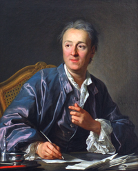 Denis Diderot is best known as the editor of the Encyclopédie