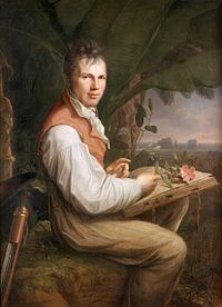 German explorer Alexander von Humboldt showed his disgust for slavery and often criticized the colonial policies—he always acted out of a deeply humanistic conviction, borne by the ideas of the Enlightenment.