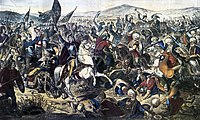 The Battle of Kosovo (1389) is particularly important to Serbian history, tradition and national identity.