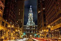 Second Empire-style Philadelphia City Hall, 1871–1901, from South Broad Street